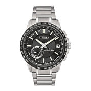 Citizen® Eco-Drive® Satellite Wave-World Time GPS Mens Watch CC3005-85E