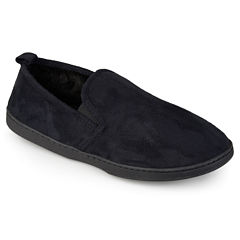 Brumby Faux Fur-Lined Moccasin Slippers
