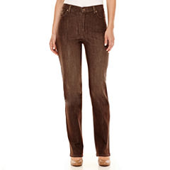 Gloria Vanderbilt® Amanda Bling Jeans- Petite