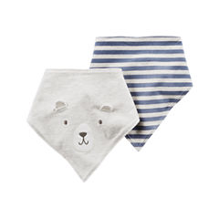 Carter's 2-Pk. Boys 2-pc. Bib