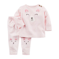 Carter's 2-pc. Pant Set Baby Girls