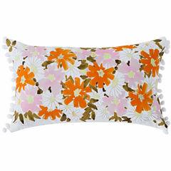 Vera Sienna Throw Pillow Cover