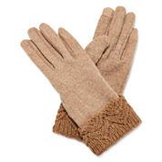 Mixit™ Scallop Cuff Gloves