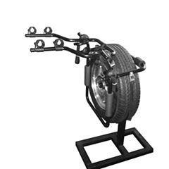 Force Rax Deluxe 2 Bike Spare Tire Car