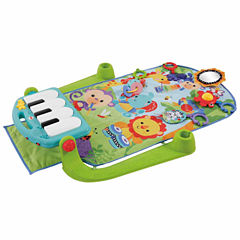 Fisher-Price Kick And Play Piano Gym Baby Activity Center