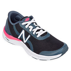 New Balance Lace Up for The Cure 711 Womens Walking Shoes Womens Running Shoes