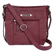 Rosetti® Triple Play Shauna Mini Crossbody Bag