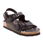 Rugged Bear Boys Strap Sandals