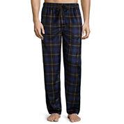 Van Heusen® Silky Fleece Pajama Pants