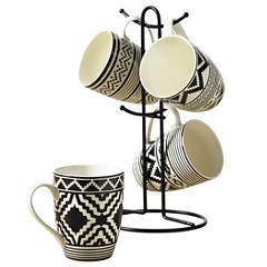 Tabletops Unlimited 5-pc. Coffee Mug