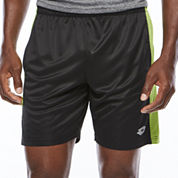 Lotto Mesh-Panel Shorts
