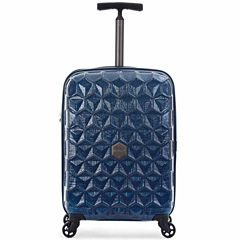 Antler Atom Dlx Carry On 21 1/2 Inch Hardside Luggage