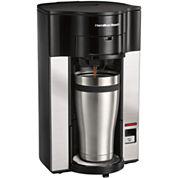 Hamilton Beach® Personal Cup Pod Coffee Maker