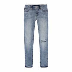 Levi's® 710™ Super Skinny Ankle-Length Jeans - Girls 7-16