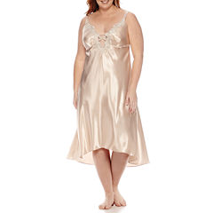 Flora Stella Charmeuse Nightgown - Plus