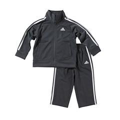 adidas 2-pc. Pant Set Baby Boys