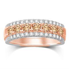 tw white diamond 10k gold wedding band - Jcpenney Rings Weddings