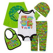 Nickelodeon™ Ninja Turtles 2-pc. Bodysuit and Pants Set - Baby Boys newborn-6m
