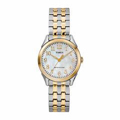 Timex Briarwood Womens Two Tone Bracelet Watch-Tw2r484009j