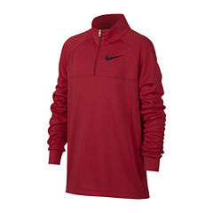 Nike Quarter-Zip Pullover - Big Kid Boys