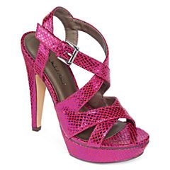 Michael Antonio Randy High Heel Strap Sandals