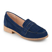 Journee Collection Larue Tailored Loafer Flats