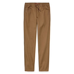 Arizona Pull-On Chino Pants Boys- 8-20 and Husky