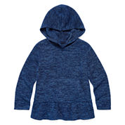 Arizona Long-Sleeve Knit Hoodie - Toddler Girls 2t-5t