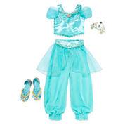 Disney Collection Jasmine Costume, Tiara or Shoes - Girls