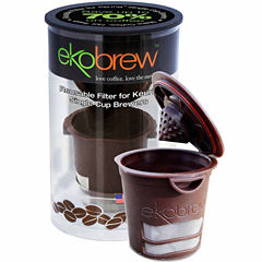 Ekobrew 40104 Reusable Filter for Keurig Brewers