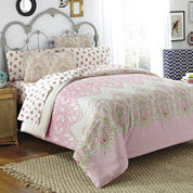 Free Spirit Victoria Complete Bedding Set with Sheets
