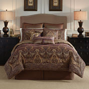 Croscill Classics® Athena Jacquard 4-pc. Comforter Set