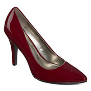 Worthington® Beamer Pointed-Toe Pumps - Wide