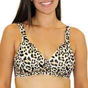 LEADING LADY FULL FIGURE T-SHIRT WIRELESS BRA