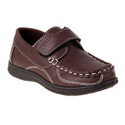 Josmo Boys Velcro Loafers - Toddler