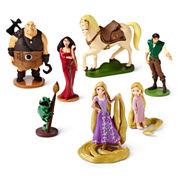 Disney Collection Rapunzel 7-pc. Figure Set