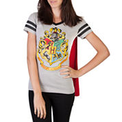 Harry Potter Cape Tee - Juniors