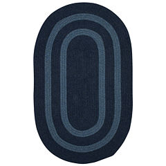 Colonial Mills® Manhattan Reversible Braided Oval Rug