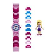 LEGO® Friends Stephanie Kids Watch with Mini Figure
