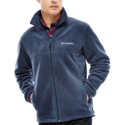 Columbia Lone Fleece Mens Jacket