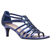 New York Transit Special Gesture Womens Pumps
