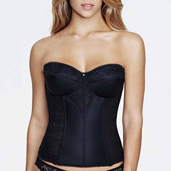Dominique Strapless Long Line Bra