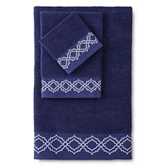 Eva Longoria Adana Bath Towel Collection