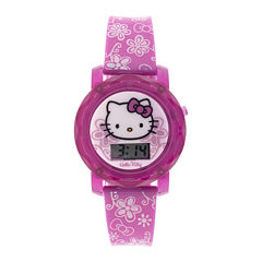Hello Kitty® Kids Flashing and Sound Digital Watch