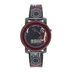 Star Wars® Kids Flashing and Sound Digital Watch