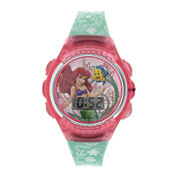 Disney The Little Mermaid Kids Flashing Digital Watch