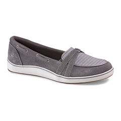 Grasshoppers Womens Slip-On Shoes