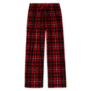 Arizona Microfleece Pajama Pant- Boys 4-20, Husky