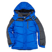 Xersion Puffer Jacket - Preschool Boys 4-7