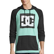 DC Shoes Co.® Long-Sleeve Spray Hoodie Pullover